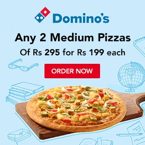 Dominos Offers