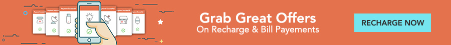 Recharge Coupons