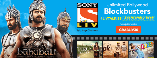 Sony LIV Coupon Code
