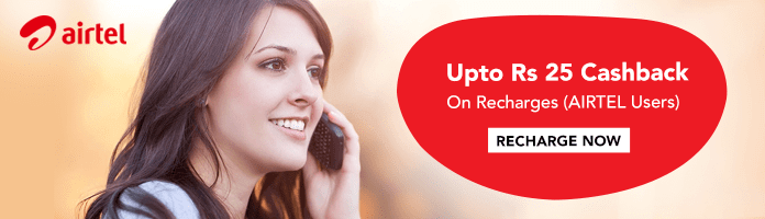 Airtel Offer Coupon Code
