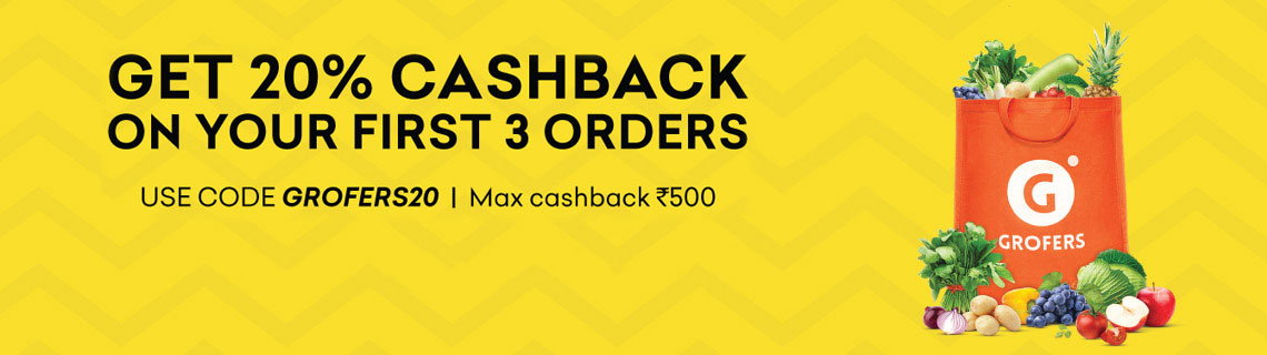 Grab Rs 500 Cashback On All Products Coupon Code