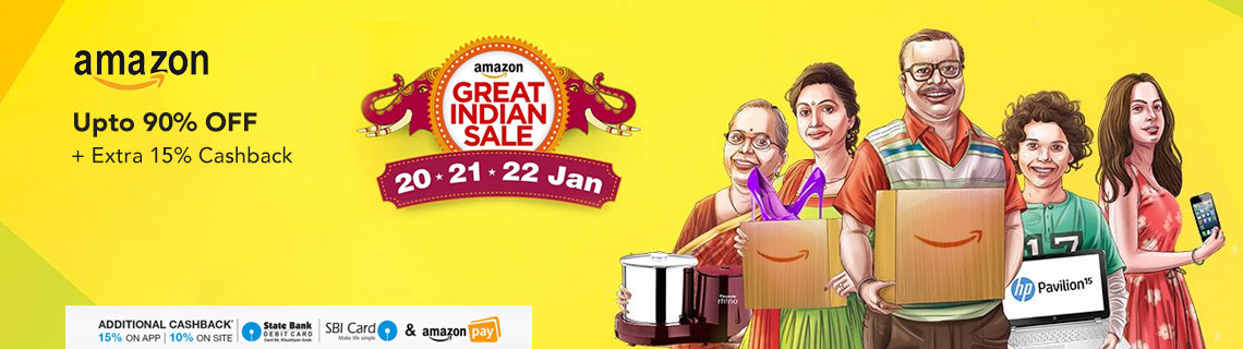 Great Indian Festival Sale Coupon Code