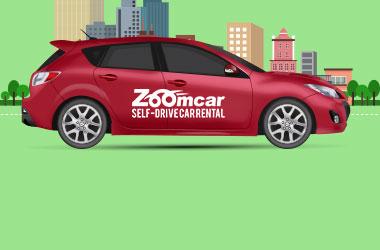 Flat 20% Off on Self Drive Car Rentals Coupon Code