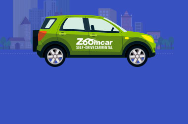 Flat 20% Off on Self Drive Car Rentals Coupon Code