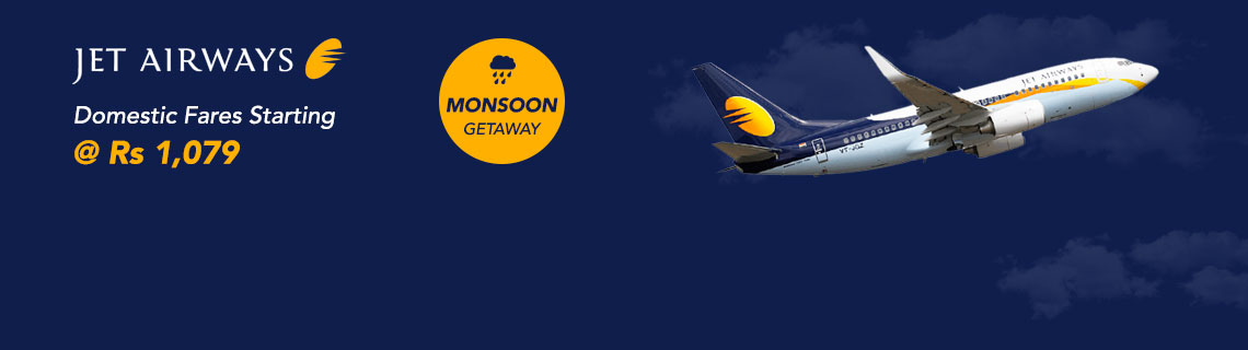 Domestic Fares Starting - Rs 1,079 Coupon Code