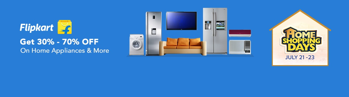 30% - 70% OFF On Home Appliances, Furniture & More Coupon Code