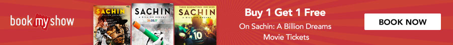 BookMyShow Offers